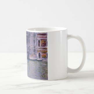 Palazzo da Mulla by Claude Monet Coffee Mug