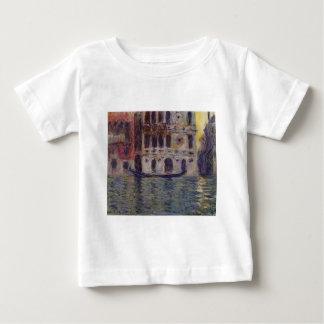 Palazzo Dario 3 by Claude Monet Baby T-Shirt