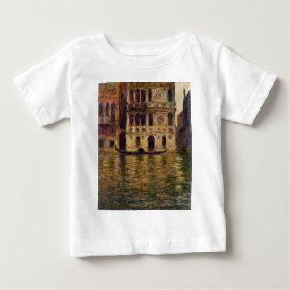 Palazzo Dario by Claude Monet Baby T-Shirt