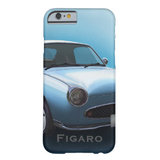 Pale Aqua Nissan Figaro Customisable iPhone 6 Case Barely There iPhone 6 Case