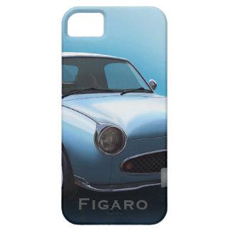 Pale Aqua Nissan Figaro Customised iPhone 5/5 Case iPhone 5 Covers