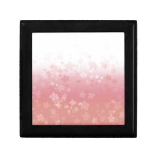 Pale Blossoms Pink Gift Box