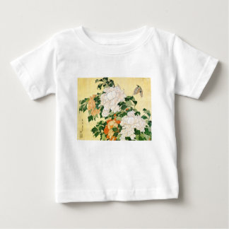 Pale Flowers Baby T-Shirt