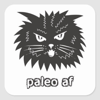 Paleo AF Stickers