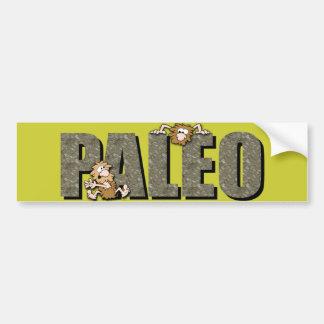 Paleo Cavemen Bumper Sticker