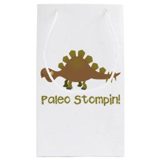 Paleo Stompin'! Stegosaurus Gift Bag