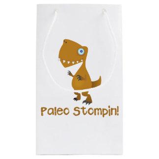 Paleo Stompin'! Velociraptor Gift Bag