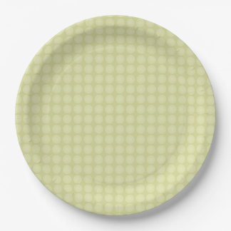Palest-Lime-Everyday(c) Unisex Paper Plate