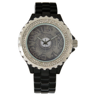 Palestine Coin Collection National Pride Watch