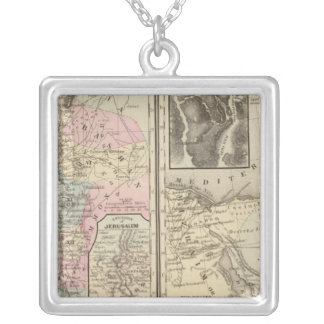 Palestine, Israelites Silver Plated Necklace