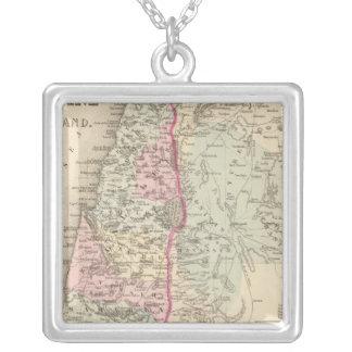 Palestine, Jerusalem Silver Plated Necklace