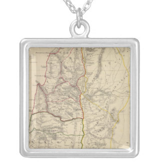 Palestine, time of Our Saviour Silver Plated Necklace