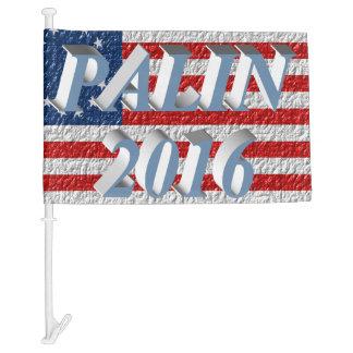 PALIN 2016 Car Flags, Powder Blue 3D, Betsy Ross Car Flag