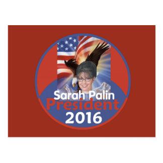 PALIN 2016 Postcard