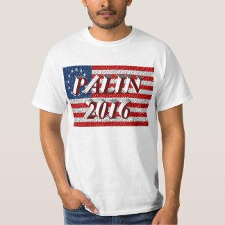 PALIN 2016 Shirt, Burgundy 3D, Betsy Ross T-Shirt