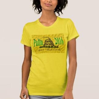 PALIN 2016 Shirt, Light Green 3D, Gadsden T-Shirt