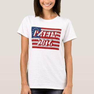 PALIN 2016 Shirt, Light Red 3D, Betsy Ross T-Shirt