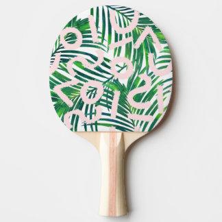 Palm Blabber Ping Pong Paddle