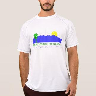 Palm Springs Pickleball Men's Athletic Shirt