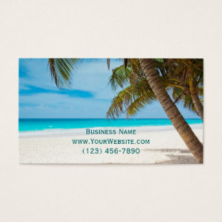Palm Trees Beach Appointment Reminders