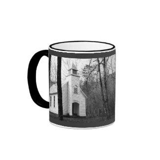 Palmer Chapel Methodist Church - Cataloochee Cove Ringer Mug
