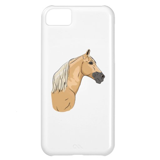 Palomino Tennessee Walking Horse 3 iPhone 5C Covers