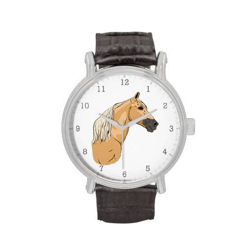 Palomino Tennessee Walking Horse 3 Watches