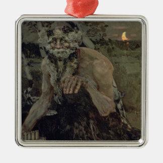 Pan, 1899 christmas ornament
