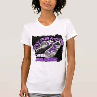 Pancreatic Cancer Walk For A Cure Shoes Tee Shirts