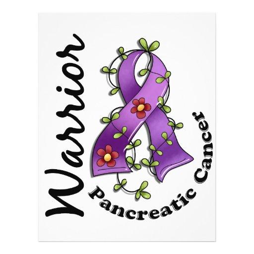 Pancreatic Cancer Warrior 15 Flyer