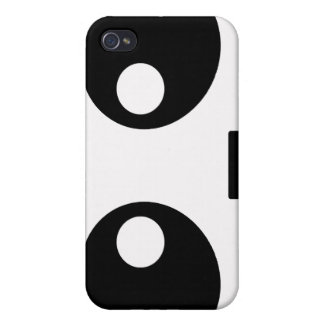 Panda Bear Case Cover iPhone 4/4S iPhone 4 Cover