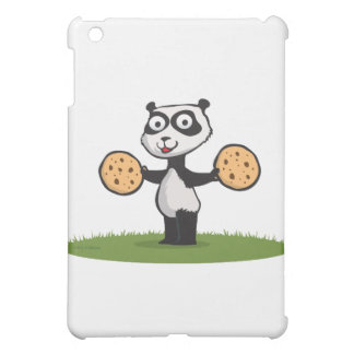 Panda Bear Cookie iPad Mini Cover
