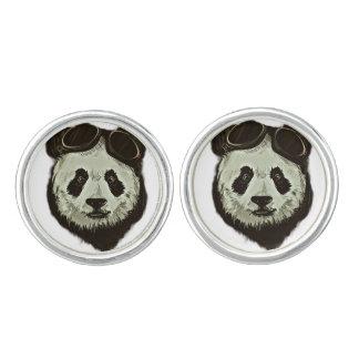 Panda Bear Cufflinks