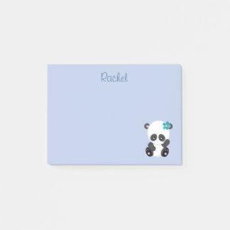 Panda Bear Cuteness Post-it Notes