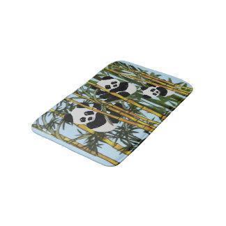 Panda Bear Habitat Bath Mat