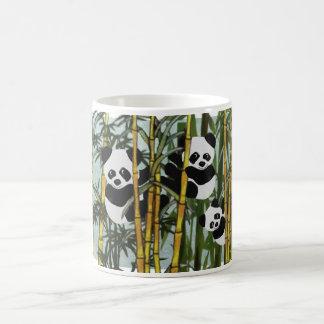 Panda Bear Habitat Mugs