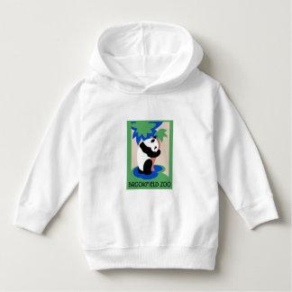 Panda Bear Toddler Hoodie
