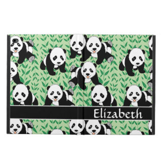 Panda Bears Graphic Pattern to Personalize
