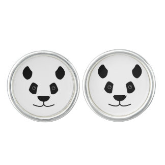 Panda Cufflinks