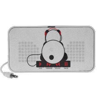 Panda loudspeakers travel speaker
