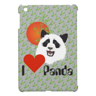 Panda meeting iPad mini covering iPad Mini Cover
