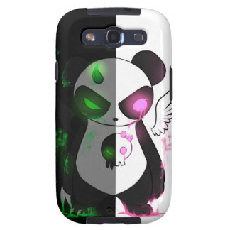 Panda opposites galaxy SIII covers