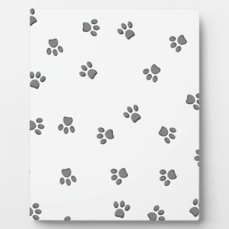 Panda Paws Plaque