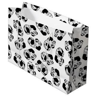 Panda Play Gift Bag - Large, Glossy