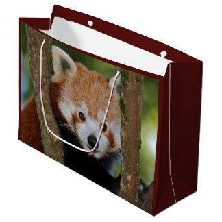 Panda Portrait Gift Bag
