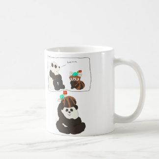 Panda Red Panda Coffee Mug