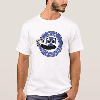 Panda says aye! T-Shirt