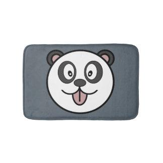 Panda to bear bath mat