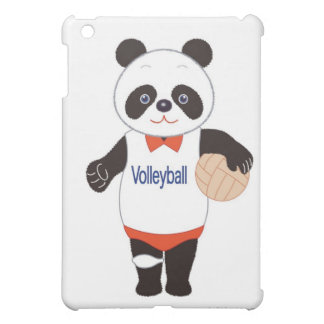 Panda Volleyball Player Case For The iPad Mini