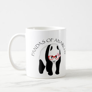 Pandas of Anarchy Coffee Mug